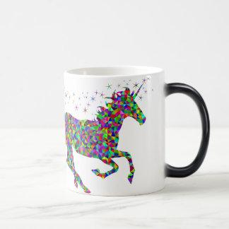 Unicorn Lovers Morphing Mug