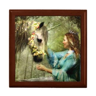 Unicorn Maiden Large Gift Box