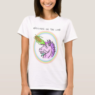 Unicorn On The Cob T-Shirt