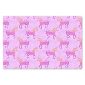 Unicorn Pattern pink Tissue Paper