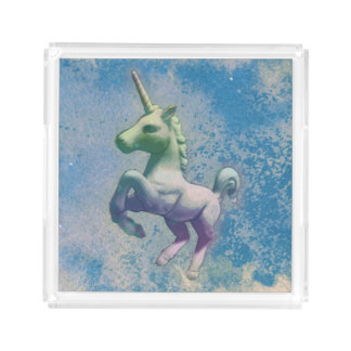 Unicorn Perfume Tray (Blue Arctic)