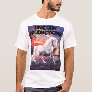 Unicorn, UNICORN PRODUCTIONS T-Shirt