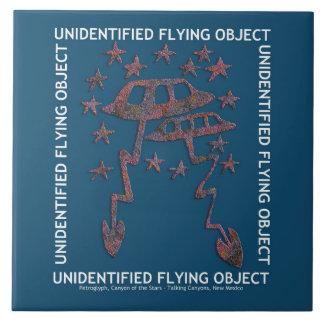 Unidentified Flying Object Tile
