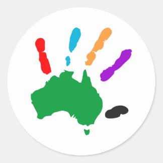 Unified Australia.... wow! Stickers
