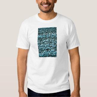 Unimak Pass Shearwater flock Tee Shirt