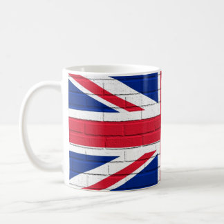 Union Jack Bricks Coffee Mug