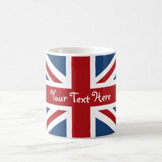 Union Jack British Flag Coffee Mug