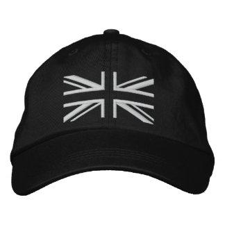 Union Jack Embroidered Baseball Caps