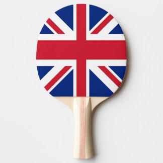 Union Jack - Flag of the United Kingdom Ping Pong Paddle