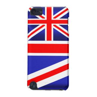 Union Jack Ipod Touch Hard Shell Case