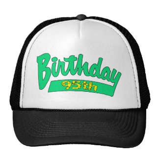 Unique 95th Birthday Gifts Cap