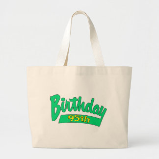Unique 95th Birthday Gifts Jumbo Tote Bag