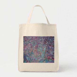 unique grocery bag