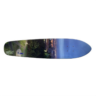 Unique Long Board Skateboard Deck