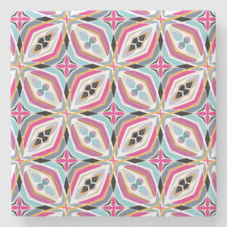 Unique Pattern Design Stone Coaster
