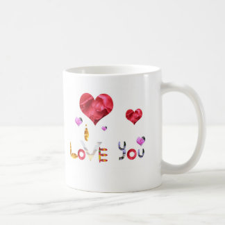 Unique romantic mug for the lady in your life