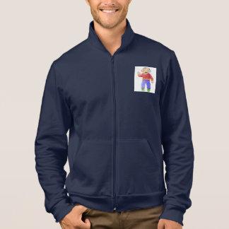 Unisex jacket Jogging XL Navy blue