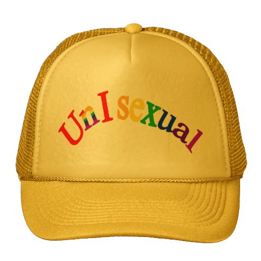 UnIsexual Trucker Hats
