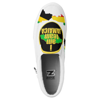 Unite,Team Jamaica. Jamaica's Online Fashion Store Slip-On Shoes