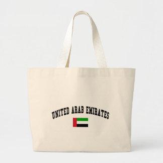 UNITED ARAB EMIRATES CANVAS BAG