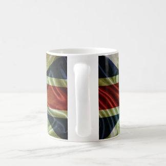 United Kingdom flag. Coffee Mug