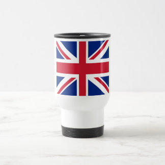 United Kingdom (UK)/British Flag Travel Mug