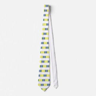 United Nations Somalia Service Ribbon Tie