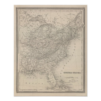 United States 11 Poster