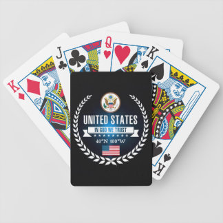 United States Bicycle Playing Cards