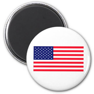 United States Flag The MUSEUM Zazzle Refrigerator Magnets