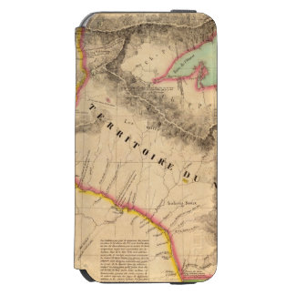 United States Mid west 41 Incipio Watson™ iPhone 6 Wallet Case