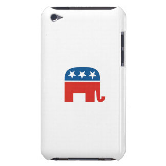 united states of america republican party elephant iPod Case-Mate cases