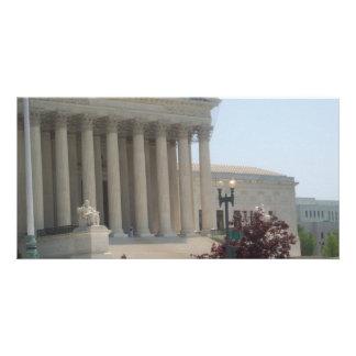 United States Supreme Court Photo Card