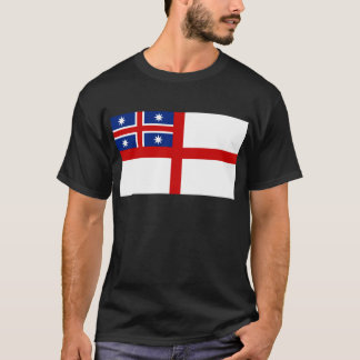 United Tribes of New Zealand Flag (1834) T-Shirt