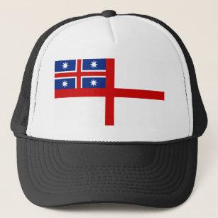 New Zealand Flag Hats Amp Caps Zazzle Nz