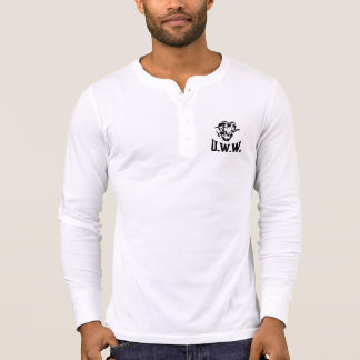 United Wool Workers Henley Tee Shirts