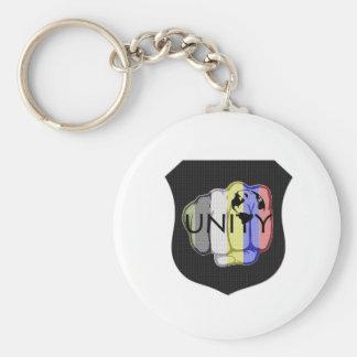 Unity 101 key ring