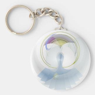 Unity of Spirit Key Ring
