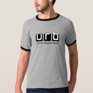 Unity Reggae Band - URB Ringer Tee