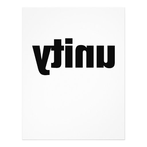 Unityyy!!!!!!!! Custom Flyer