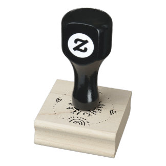 Universal Love Ink Stamp! Rubber Stamp