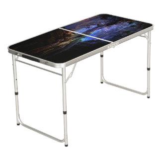 Universal Tree of Life Pong Table