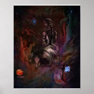 Universe of Sagittarius Poster
