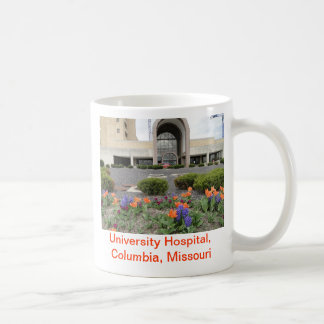 University Hospital, Columbia, Missouri Coffee Mug