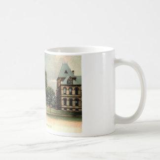 University of Rhode Island Providence 1906 Vintage Basic White Mug
