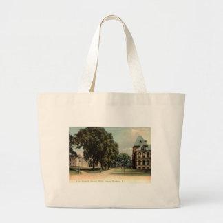 University of Rhode Island Providence 1906 Vintage Jumbo Tote Bag