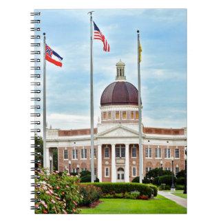 University of Southern Mississippi Notebooks