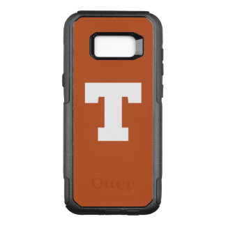 University of Texas | Texas Logo OtterBox Commuter Samsung Galaxy S8+ Case