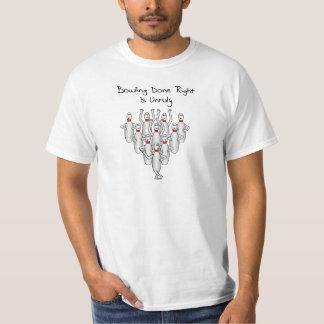 Unruly Bowling T-Shirt