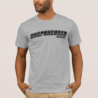 Unsponsored Driver Logo T-Shirt